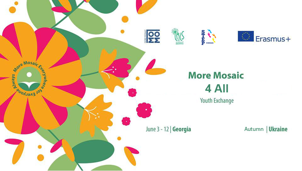 "Youth Exchange ""More Mosaic 4 All"""
