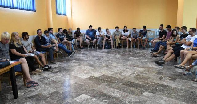 Job R-Evolve II, le impressioni dei partecipanti – Matteo