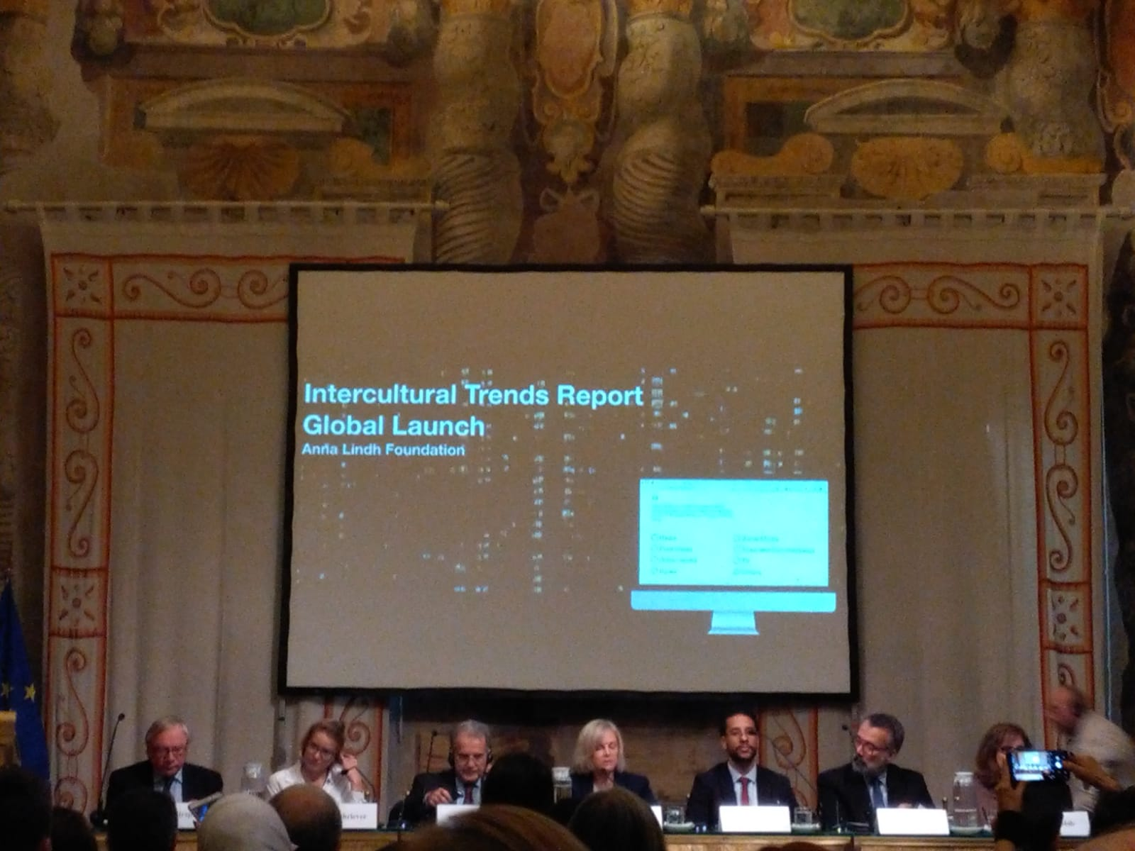 """Forum """"Fulfilling the vision of 2003: the road ahead"""" della Fondazione Anna Lindh"""