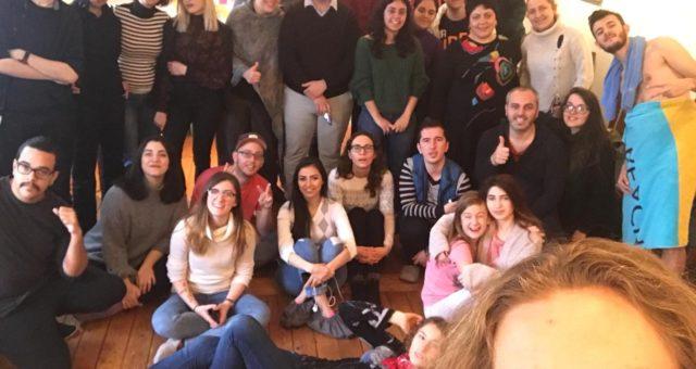 Contact Making – Plus Gender: il primo progetto per Mariagrazia