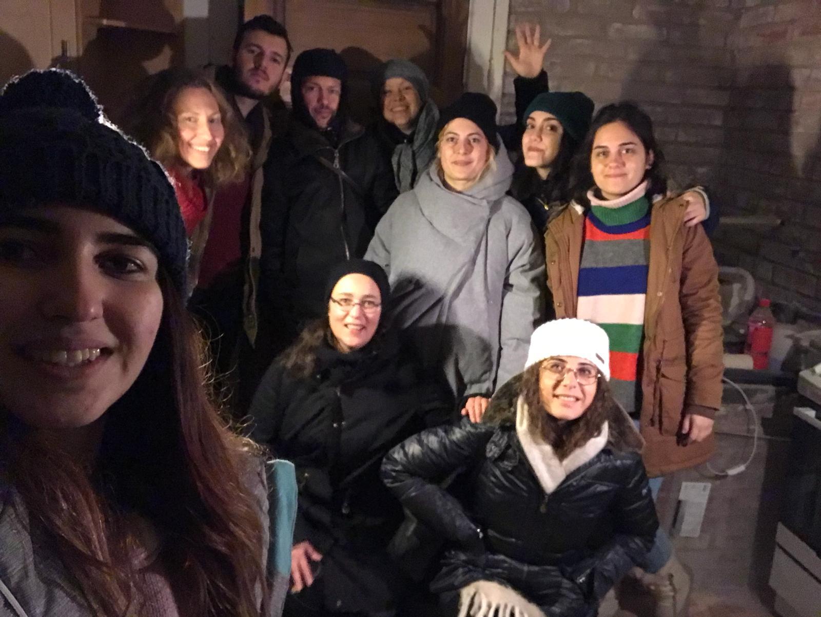 Outintic: l'esperienza di una visita preliminare di pianificazione di Stefania