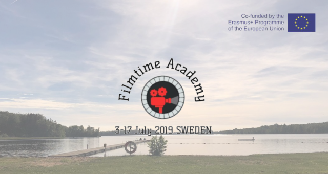 """""""Filmtime Academy"""" – Scambio giovanile in Svezia sul Cinema"""
