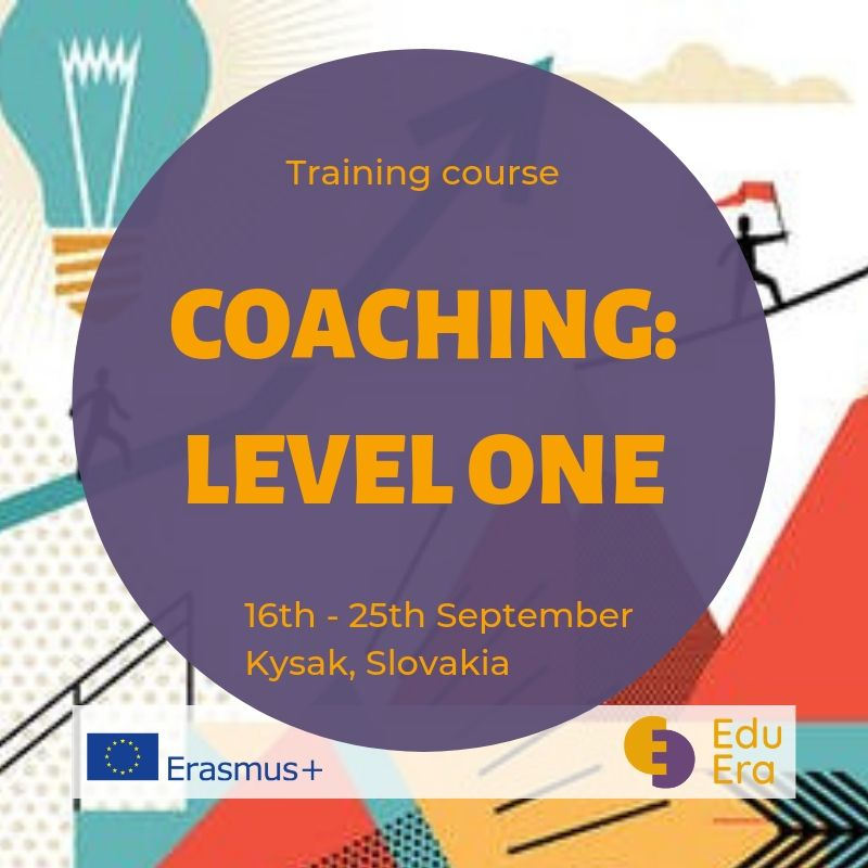 COACHING: LEVEL ONE – Training Course in Slovacchia