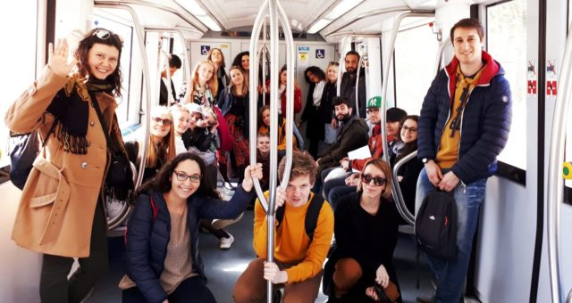 Find Your Inner Da Vinci – Youth Exchange a Roma